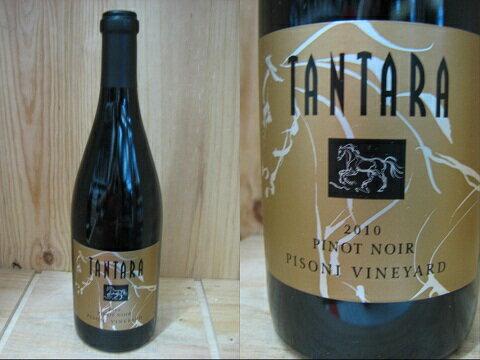 """[2010] タンタラ """"ピゾーニ・ヴィンヤード"""" ピノ・ノワールTantara Winery  Pinot Noir """"Pisoni"""""""