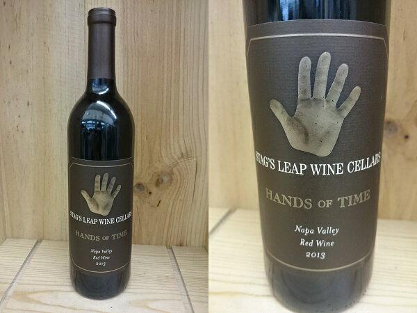 [2013] スタッグス・リープ ハンズ オブ タイム レッド ブレンド Stag's Leap WINE CELLARS HANDS OF TIME RED BLEND