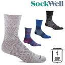 ショッピングプランター ソックウェル レディースプランター イーズ クルー II(足底筋膜炎対応ソックス)[SockWell]