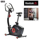 [REEBOK_M]リーボック GB50(ワンシリーズ) 「フィットネスバイク」【送料無料】【組立設置費用:一律4,000円(税込)】※代引不可