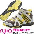 [RYKA]ライカ フィットネスシューズ TENACITY<テナシティー> C8149M-3023 〔グレー〕(22.0〜28.0cm/レディース/メンズ)【ダンスシューズ】【新商品15FW】【正規品】/送料無料