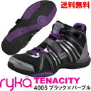 [RYKA]ライカ フィットネスシューズ TENACITY C8149M-4005 〔ブラック〕(22.0〜28.0cm/レディース/メンズ)【ダンスシューズ】【16SS03】【正規品】/送料無料