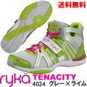 [RYKA]ライカ フィットネスシューズ TENACITY<テナシティー> C8149M-4024 〔グレー〕(22.0〜28.0cm/レディース/メンズ)【ダ...