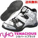 [RYKA]ライカ フィットネス TENACIOUS 〔シルバー×ブラック〕 E6643M-4001(22.0〜28.