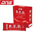[DNS] R.E.D.(16g×10袋/500mL用)〔レッドエボリューショナリーエネルギードリンク〕