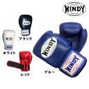 マジックテープ式トレーニンググローブ [WINDY ウィンディ] ボクシンググローブ 格闘技 打撃 スパーリング ※欠品サイズ・カラーは次回5月入荷予定