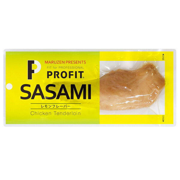 [丸善] プロフィットささみ ◆レモン味◆ (1箱20本入り)PRO-FIT 鶏ささみ ★サンプルプレゼントCP★
