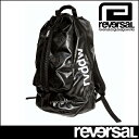 [reversal]リバーサル NEW GIANT FASTNER T.R.P BAG(ファスナーバッグ) (リュック)【数量限定商品】 【当店在庫品】【即納可...