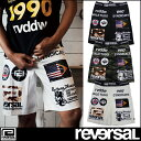 [reversal]リバーサル ALL STAR 2 WORKOUT SHORTS (メンズS-XLサイズ)【数量限定商品】【当店在庫品】