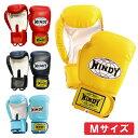 ウィンディ キッズ用ボクシンググローブ Mサイズ(小学校中 高学年用) WINDY 子供用グローブ