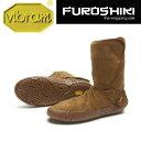 [vibram] ビブラム Furoshiki Mid Boot Classic Shearling 〔Camel Brown〕(ふろしき
