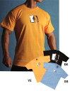 GOLD'S GYM(ゴールドジム)ベーシックTシャツ(アートウインドウ)