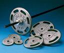 【Φ28mmバーベルプレート】IVANKO(イヴァンコ)スタンダードペイントプレート 5kg(使いやすいグリップホール付)IBPEZ-5