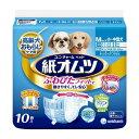 ユニチャーム ペット用紙オムツ Mサイズ 10枚入り 【小〜中型犬用】