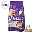 アイムス 12ヶ月までの子ねこ用 チキン 550g(275g×2)【キャットフード 子猫 ドライ IAMS 猫用】