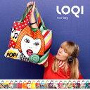 【送料無料】LOQI ハンドバック 買いもの袋