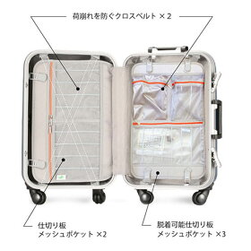 スーツケースキャリーバッグ旅行かばんキャリーケーストランクケース送料無料DL-2254SサイズWキャスターフレーム式スーツケース旅行用品かわいいビジネスキャリーケース【送料無料一年間保証あす楽対応】