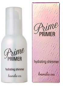 Prime Primer Hydrating Shimmer Prime primer hydrating shimmer (moisturizer) Korea cosmetics and Korea cosmetics and Korean COS /BB cream /bb