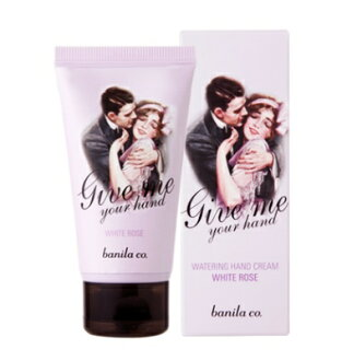 75 ml of Watering Hand Cream White Rose water ring hand cream white roses Korean cosmetic / Korean cosmetic / Korea Koss /BB cream /bb