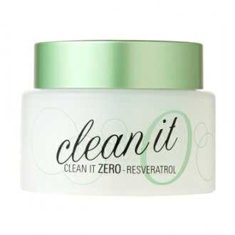 Clean it Zero (Resveratrol) clean it zero resveratrol (cleansing) 100 ml Korea cosmetics and Korea cosmetics and Korean COS /BB cream /bb