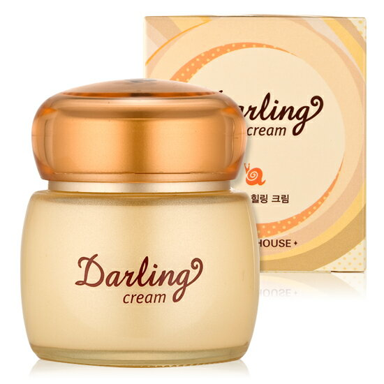 Snail Heeling Cream Darling snail (snail) healing cream 50 ml snail snail snail snail Korea cosmetics and Korea cosmetics and Han Kos /BB cream /bb