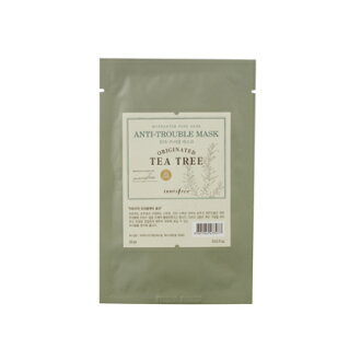 Anti trouble mask tea tree 1 Korea cosmetics and Korea cosmetics and Korean COS /BB cream /bb