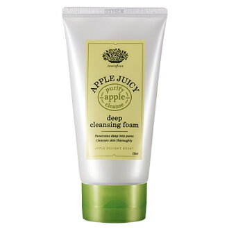 Apple Juicy Deep Cleansing Foam Apple juicy deep cleansing form 150 ml Korea cosmetics and Korea cosmetics and Korean COS /BB cream /bb