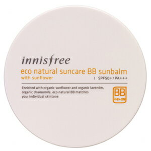 Eco natural suncare BB sun balm eco natural sun care BB サンバーム SPF 50 + PA +++ 14 g Korea cosmetics and Korea cosmetics and Korean COS /BB cream /bb