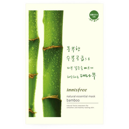 Essential mask bamboo natural essential mask bamboo Korean cosmetic / Korean cosmetic / Korea Koss /BB cream /bb