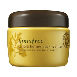 Canola Honey Pack & Cream canola (rapeseed) honey (honey) packs & Cream Korea cosmetics / Korea cosmetics and Korean COS /BB cream /bb