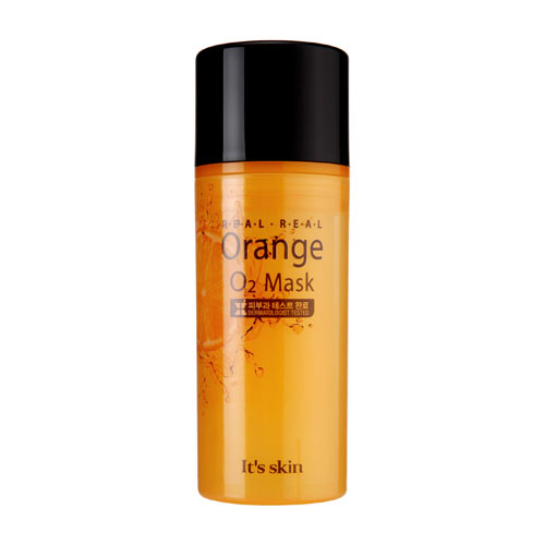 R.E.A.L.R.E.A.L Orange O2 Mask real real Orange O2 mask Korea cosmetics and Korea cosmetics and Korean COS /BB cream /bb