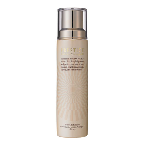 PRESTIGE Lotion d ' escargot II prestige lotion escargot 2 (dry skin lotion) Snell Snell how over snails snail Korea cosmetics / Korea cosmetics and Korean Kos /BB cream /bb