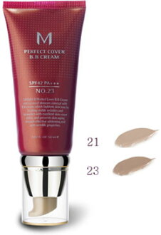 M perfect cover BB cream NO.23 SPF42 PA 50 ml Korea cosmetics and Korea cosmetics and Korean COS /BB cream /bb