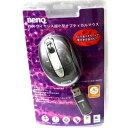 USBワイヤレス オプティカル マウスBenQ P600 (ミニサイズ)シルバーFJ.90A88.UEP