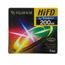 【アウトレット】 FUJIFILM HiFDフロッピーディスク 200MB Windowsフォーマット HIFD200A1