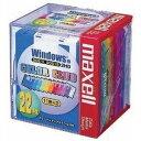 【生産終了品☆在庫限り】マクセル 3.5インチ フロッピーディスク Windows/MS-DOSフォーマット COLOR CLUB Maxell MFHD18CC 22P