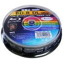 【送料無料】HIDISC 録画用BD-R DL 50GB 1-6倍速対応 10枚 HIDISC HDBD-RDL6X10SP
