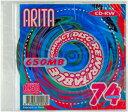 ��ARITA�ۥǡ�����CD-RW 650MB��1������ARITA CD-RW74 SLIM 1P*