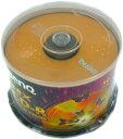 BENQ CD-R データ用 700MB 48倍速対応 50枚 スピンドルケース入り メーカーロゴレーベル(印刷不可) CD-R80 48X50PS