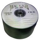 【売り切り御免!数量限定超特価!】MAG-LAB JAPAN CD-R 50枚エコパック 2-52倍速対応 メーカーロゴレーベル(印刷不可) CD-R700MB...