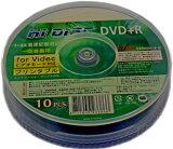 アナログ放送の録画には最適!【返品交換不可】HIDISC アナログ録画用 DVD+R 120分 10枚Outlet
