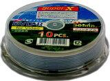 【返品交換不可】SuperX アナログ録画用 8cm DVD-R 30分 等倍速対応 10枚 SX DVR30 1XPW 10PSOutlet