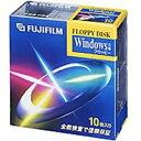 【生産中止商品】富士フイルム3.5型2HD フロッピーディスク Windows用 10枚 MF2HDDVFK10P【メール便不可】