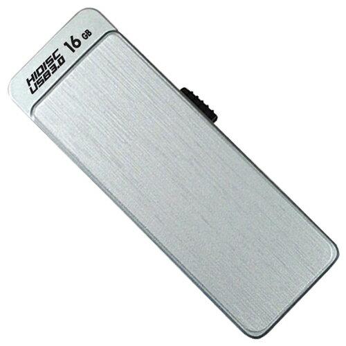 HIDISC USB 3.0 フラッシュドライブ 16GB スライド式 HDUF101S16G3 【メール便対象商品合計2個までOK】