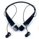 LG Electronics Bluetooth ステレオヘッドセット TONE PRO ブラック