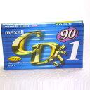 マクセル カセットテープ 90分 1本 CDS1-90M