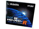 【入手困難!激安!】RiDATAブランド!HD DVD-R(15GB/75分)70H5EHRDA0002
