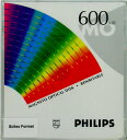 PHILIPS 51P 1��(600MB Scitex Format ) 5�����MO�ǥ�����