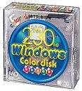 【訳アリ】 三菱化学メディア MOディスク 230MB 3.5インチ Windowsフォーマット済 カラーディスク5枚 KR230D5NM