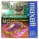 マクセル 3.5型 MOディスク 230MB アップルグリーン 1枚 アンフォーマット maxell MA-M230(GN) B1P